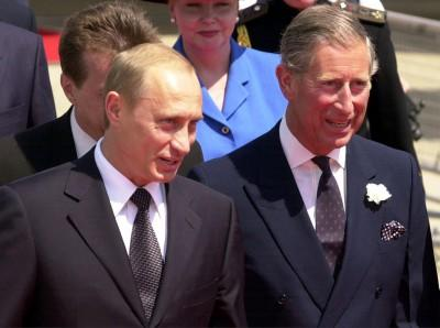 Британский принц Чарльз – Ро…
