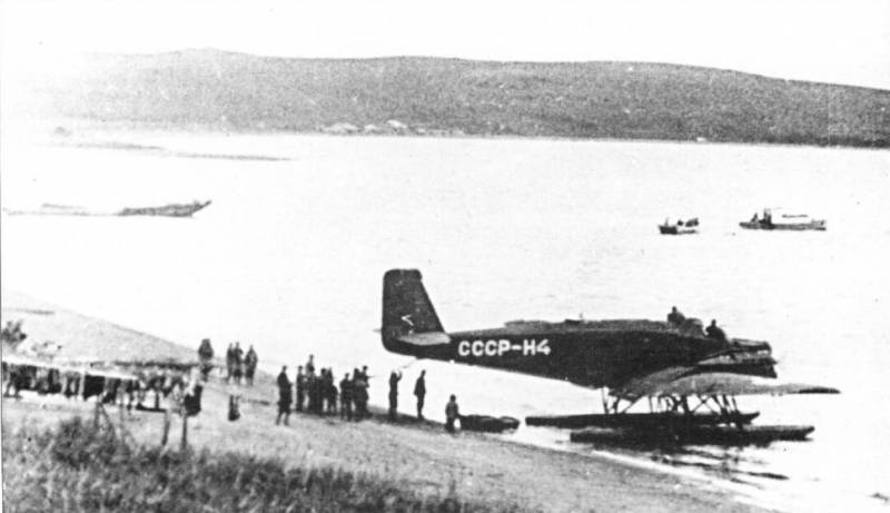 «Юнкерс грузовой 1». Немецкий эрзац-бомбардировщик на вооружении Красной армии
