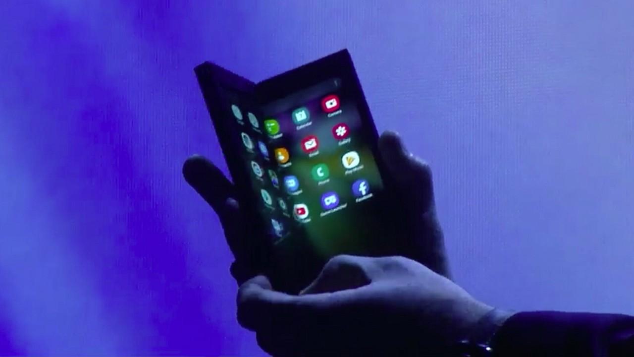 Складной смартфон Samsung будет очень дорогим