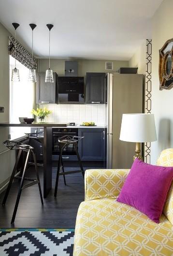 Две комнаты с кухней и сануз…
