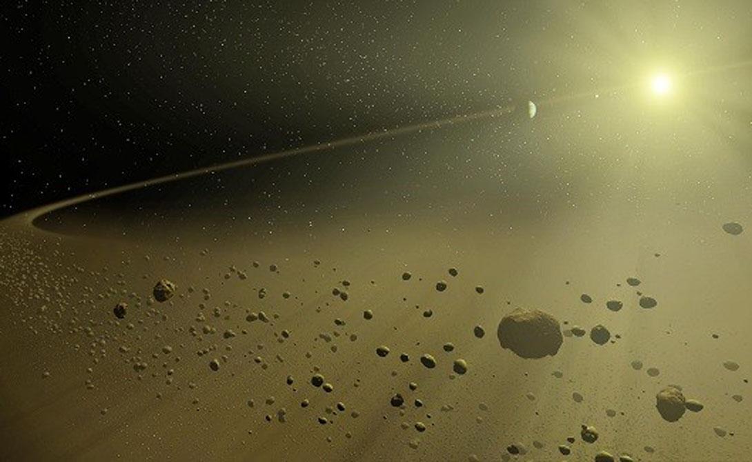 7 странных и поразительных фактов о нашей Вселенной