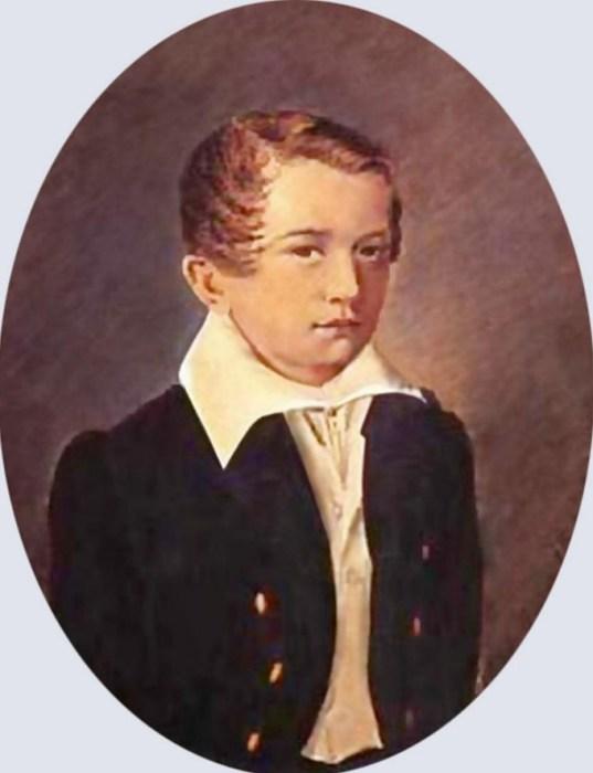 Первые учителя знаменитых русских литераторов