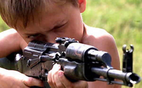 Детские лагеря Украины готовят головорезов