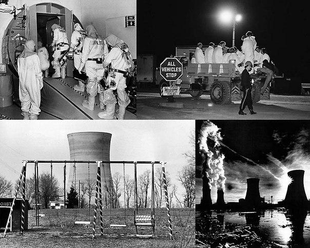Где произошла авария на АЭС …