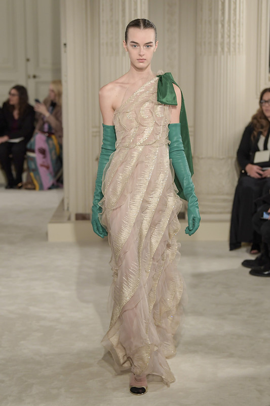 Valentino show, Runway, Spring Summer 2018, Haute Couture Fashion Week, Paris, France - 24 Jan 2018