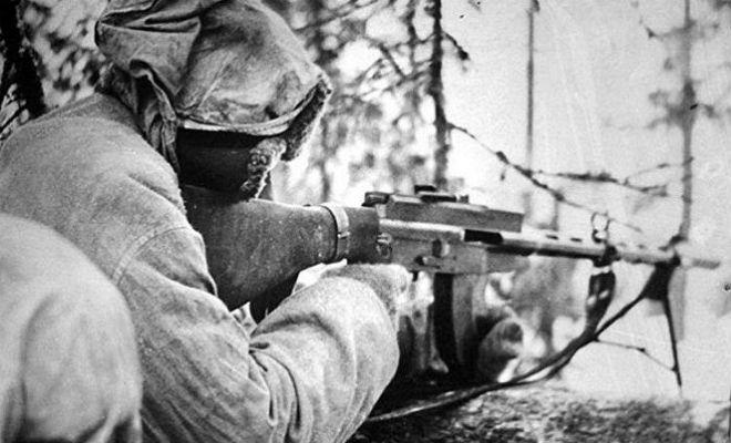 Как в СССР солдаты вычисляли снайперов