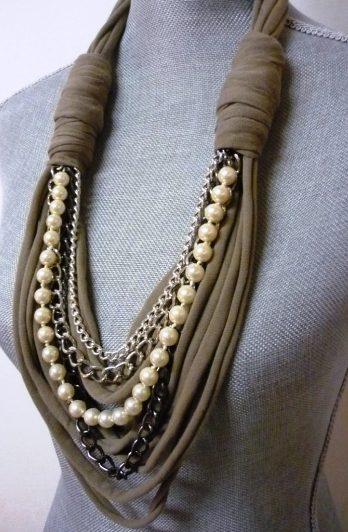 Подборка простых способов изящно дополнить свой образ с помощью шарфа