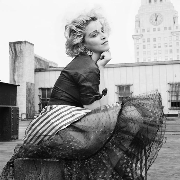 Какой была скандальная королева поп-музыки Мадонна до того, как к ней пришла слава Мадонна,музыка,Нью-Йорк,творчество,фотография