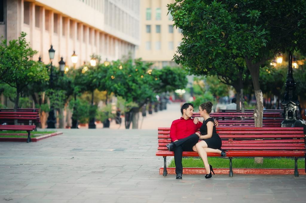 -Давай прогуляемся по городу?-: экономные идеи первого свидания