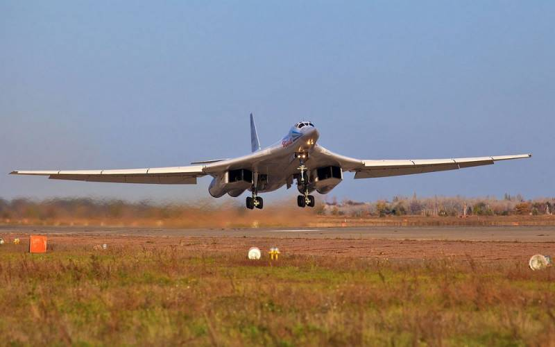 Стало известно о цели прибытия Ту-160 в Венесуэлу