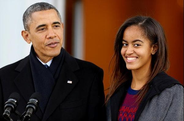 ВИДЕО: дочь Обамы станцевала…