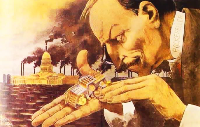 Американские банкиры и финансирование русской революции