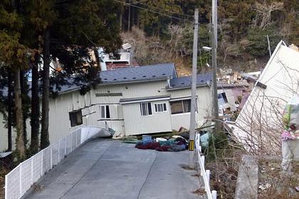 Японская АЭС «Онагава» после сильного землетрясения оказалась повреждена Мир