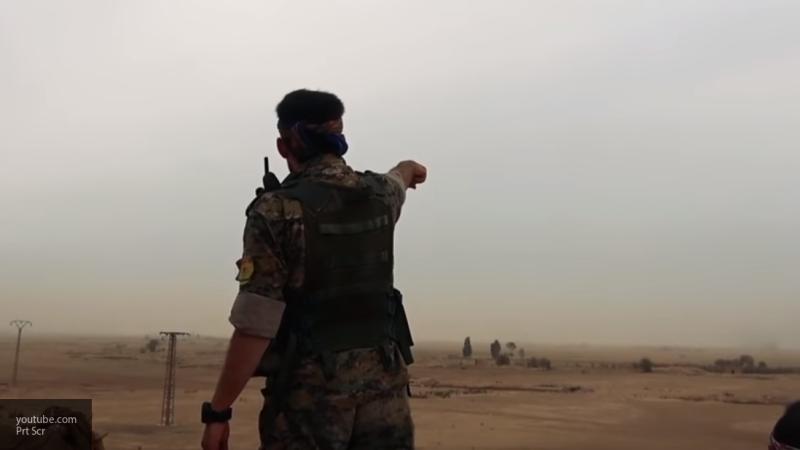 Курдские боевики в Сирии объявили о принудительной мобилизации мужчин до 42 лет
