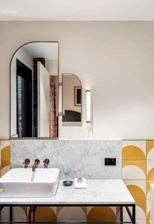Делать ремонт необязательно, если вы хотите слегка обновить внешний вид ванной комнаты советы