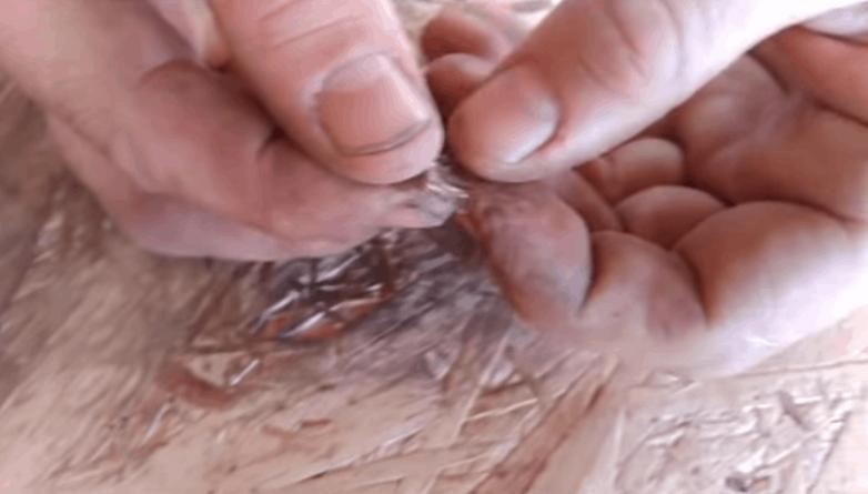 Водоотталкивающая пропитка из пенопласта пенопласт,пропитка,своими руками,сделай сам