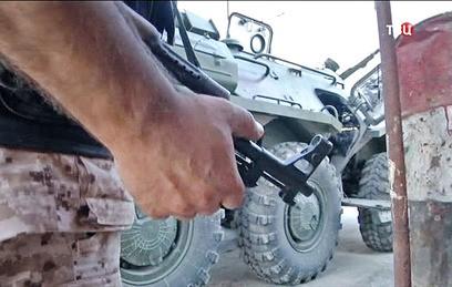 Два жилых района на востоке от Дейр-эз-Зора освобождены от террористов