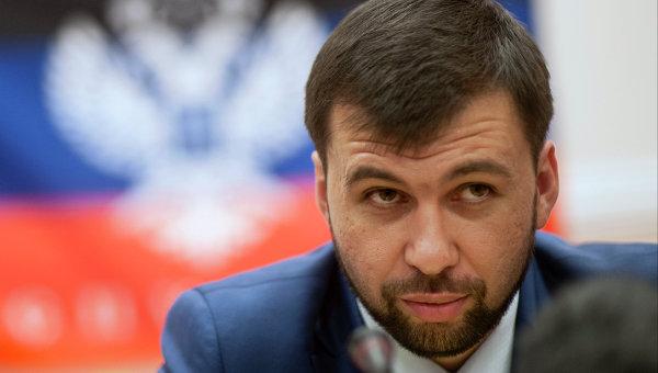 Пушилин: ДНР продолжит курс на интеграцию с Россией