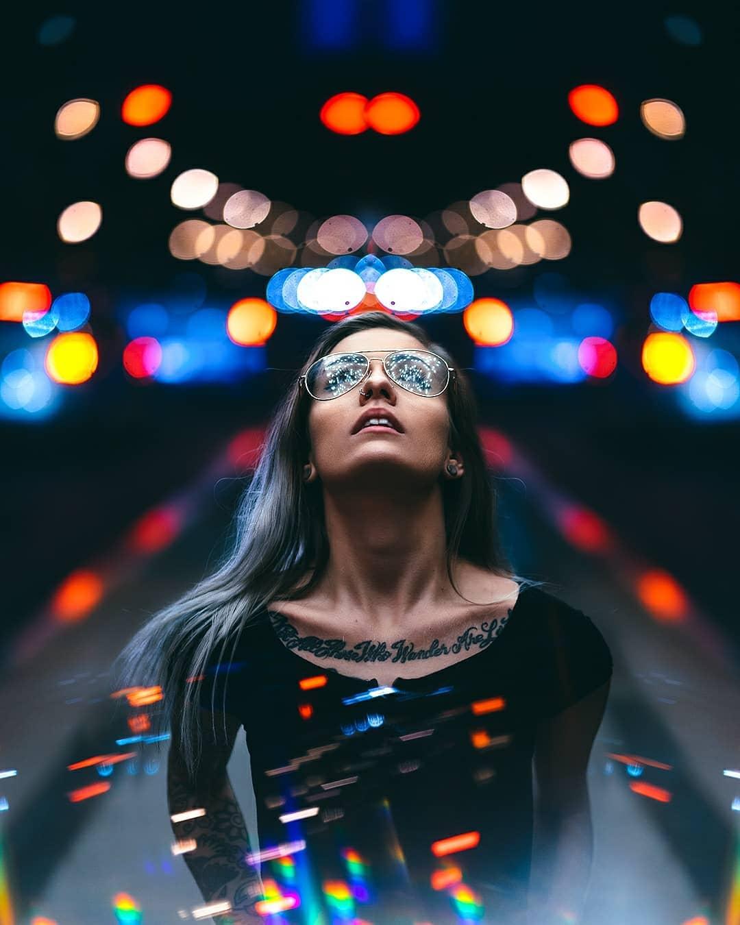 Уличные портреты  фотографаShani Varner Shani Varner