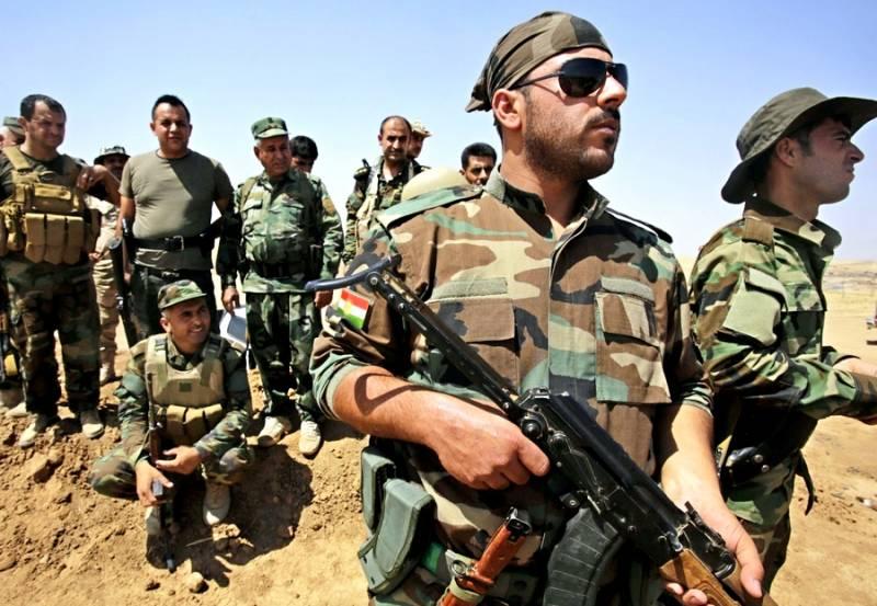 Военная обстановка в Сирии: США воздержались от поддержки курдов