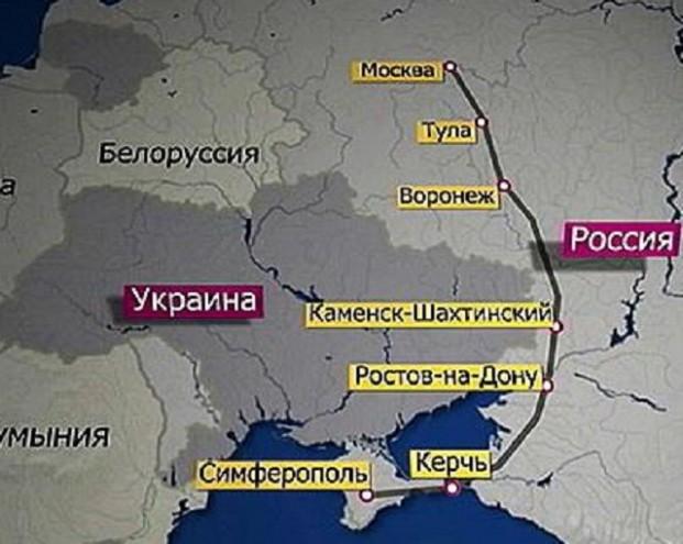 Клинцевич рассказал, чего лишила Украину обходящая ее российская железная дорога