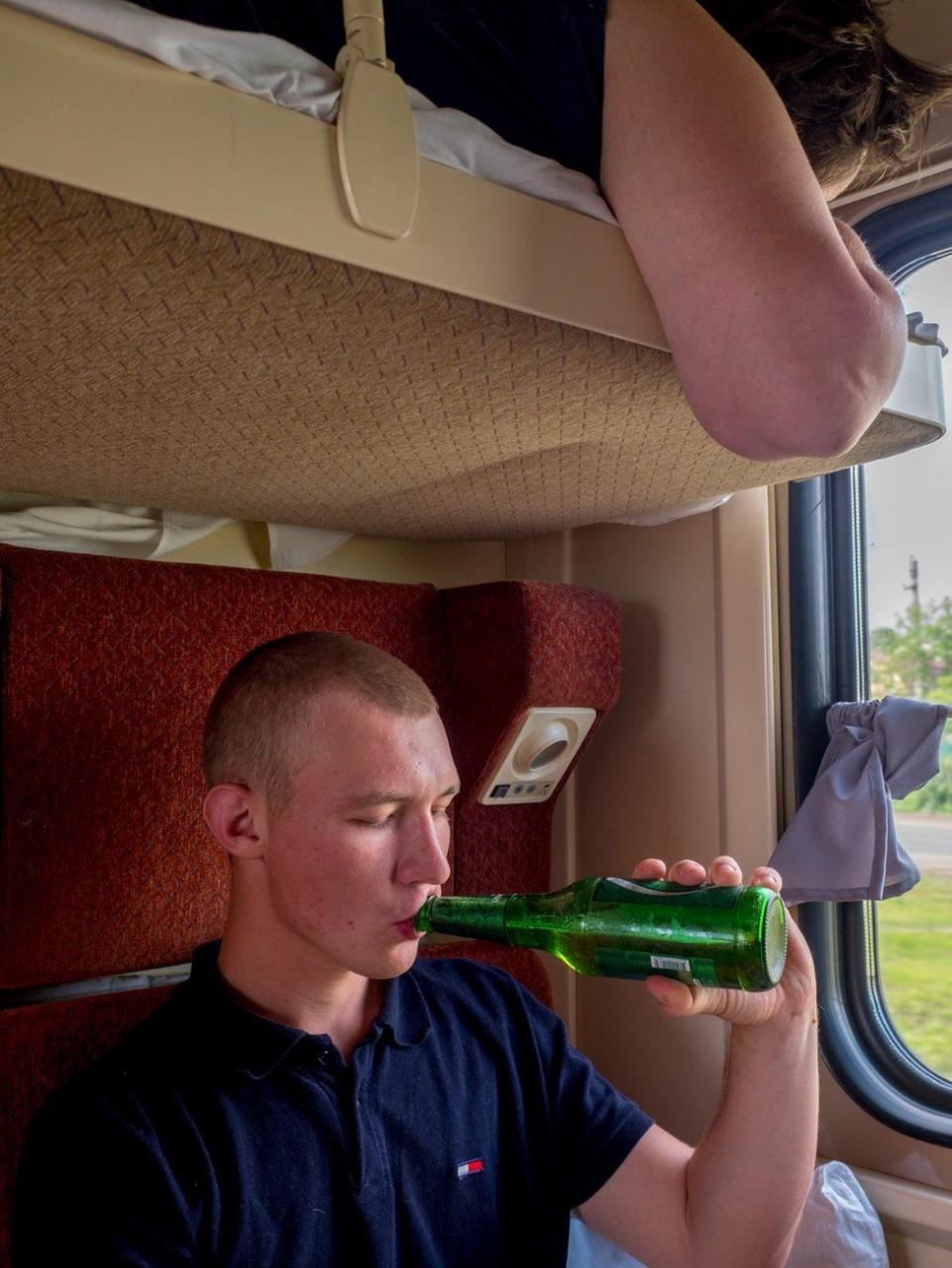 Россия глазами англичанина: британец опубликовал фотографии путешествия по Транссибу на ЧМ