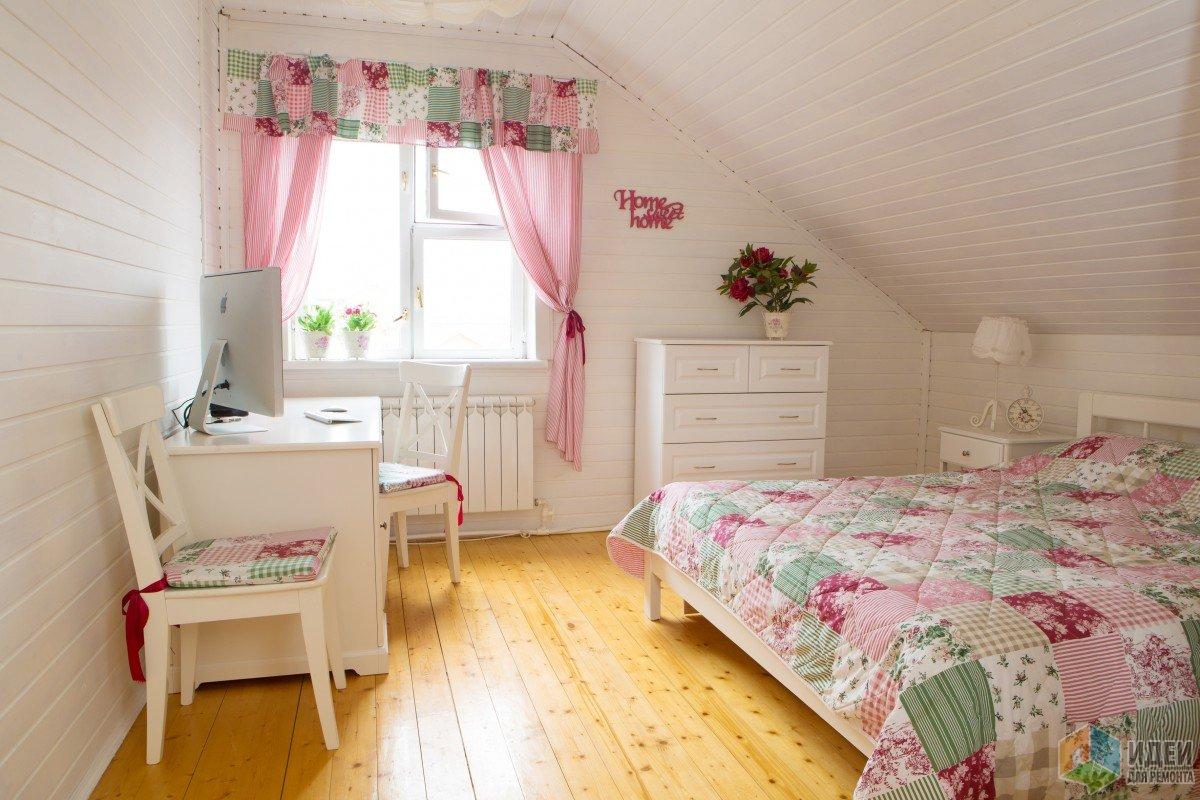 Спальня в стиле прованс в за…