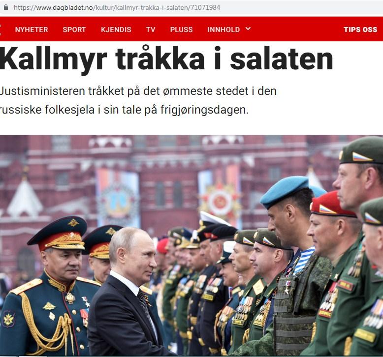 Владимир Карасёв: Норвежским министрам давно пора учить русские пословицы новости,события,политика
