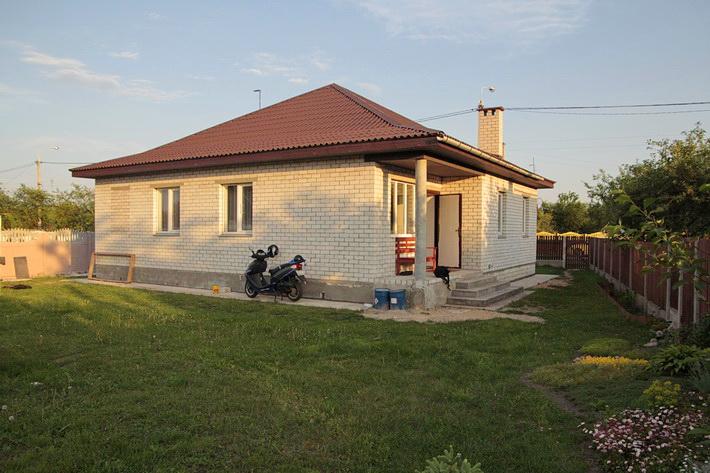 Самый лучший дом тот, который построен своими руками