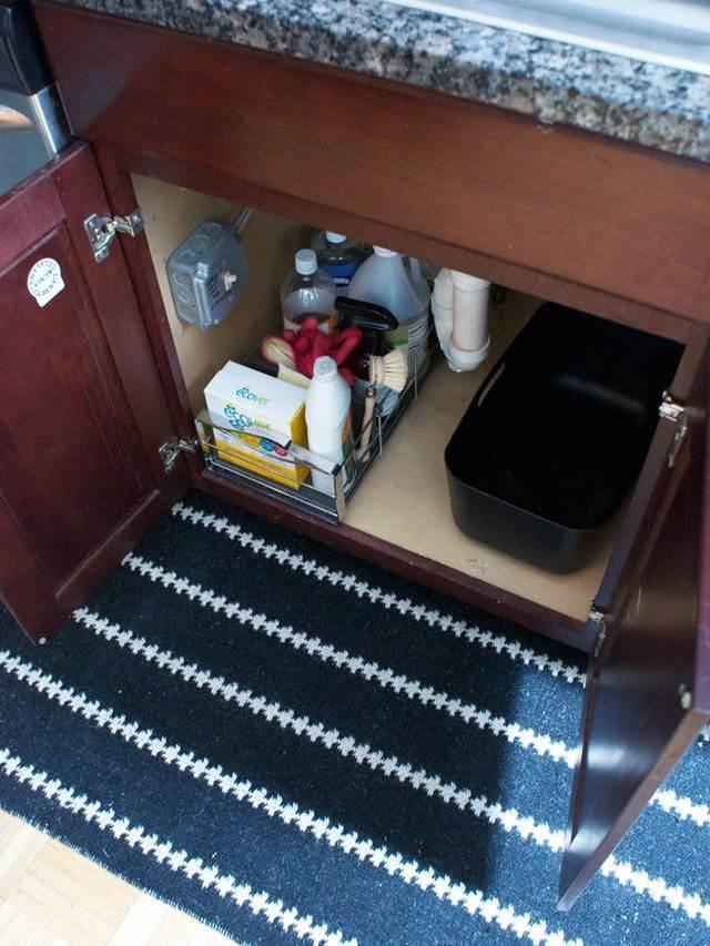 Все по полочкам: 15 гениальных советов по организации порядка на кухне идеи для дома,полезные советы