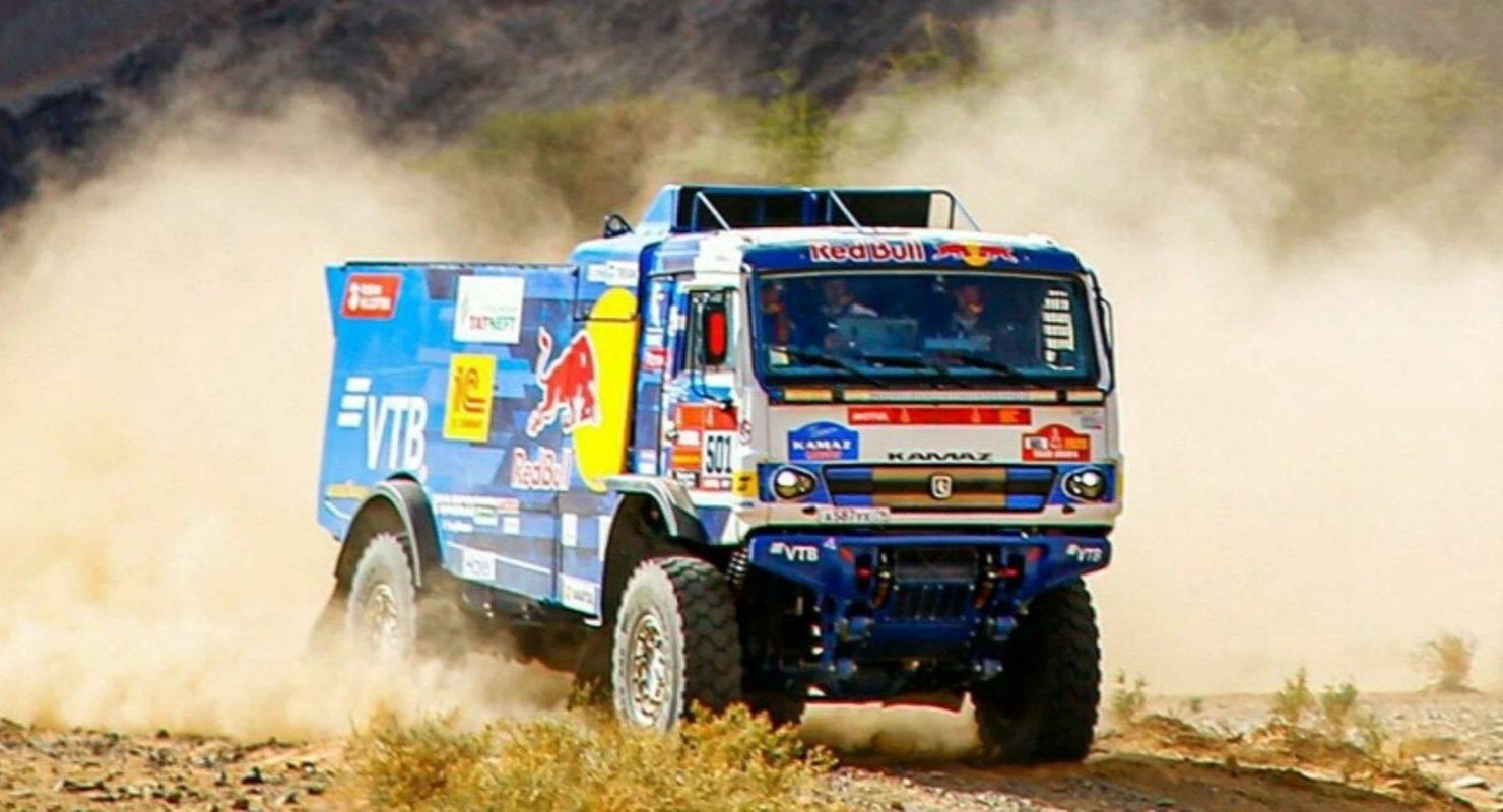 Названы причины успехов КамАЗа на «Дакаре» Автомобили