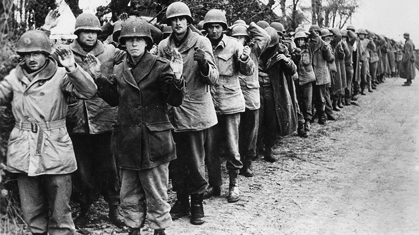 Арденны: Гитлер все же мало намотал на гусеницы американцев, если у послов США мозгов не хватает