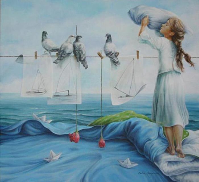 Мир иллюзий и запредельных мечтаний