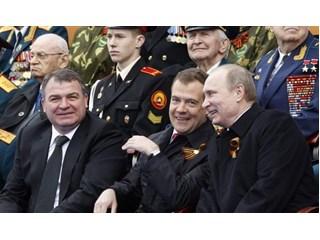 Who is mister Serdyukov?