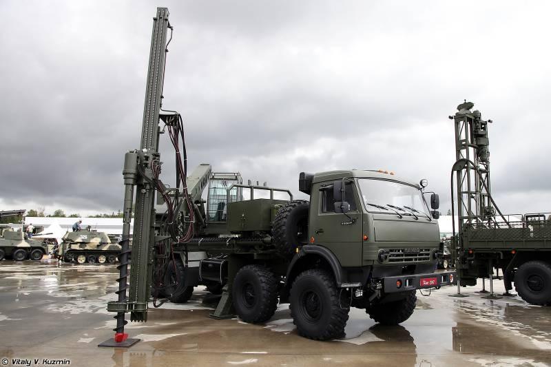 Бум! Бурильно-ударная машина БУМ-2: испытания завершаются