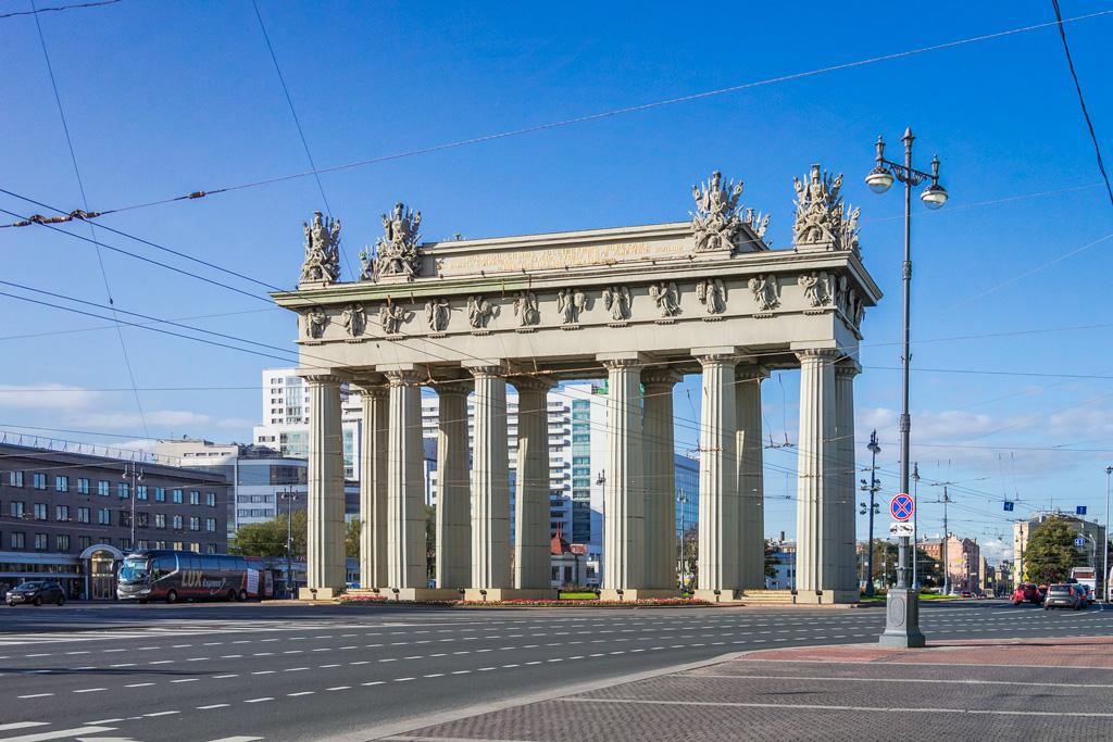 Картинка московские ворота
