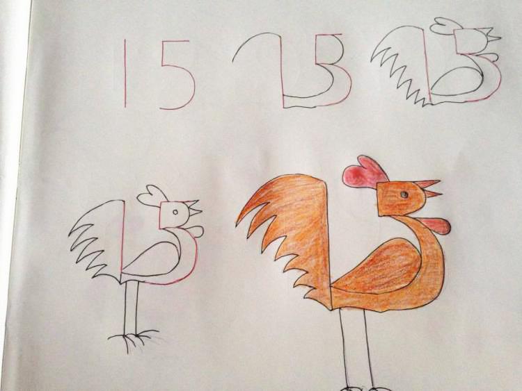 марафон единственный рисунки из цифр для малышей использовать любой крем