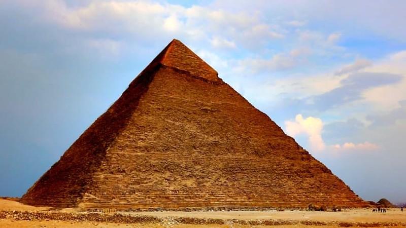 Из чего были сделаны пирамиды? история, пирамиды, тайны