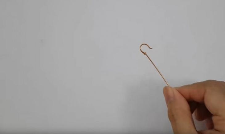 Полезная вещица из обычной проволоки очумелые ручки