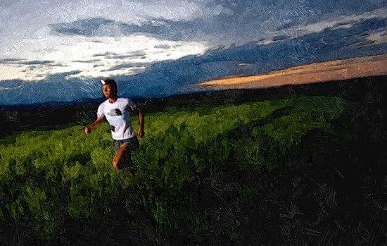 Женщина, которая стала ультра-бегуном из-за проблем с памятью