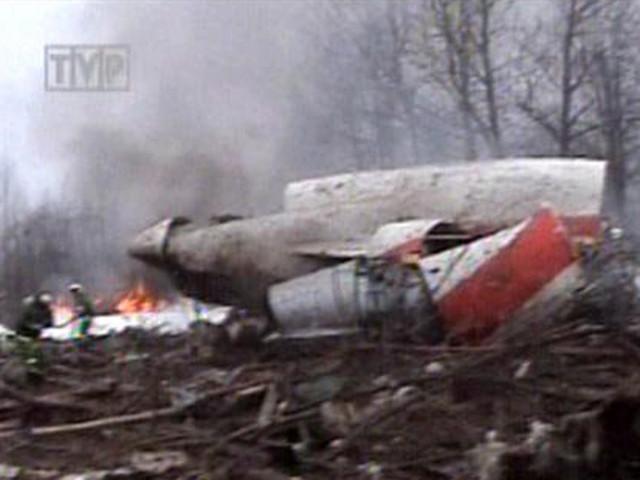 Польша готовит новые обвинения российским диспетчерам по делу о катастрофе самолета Качиньского