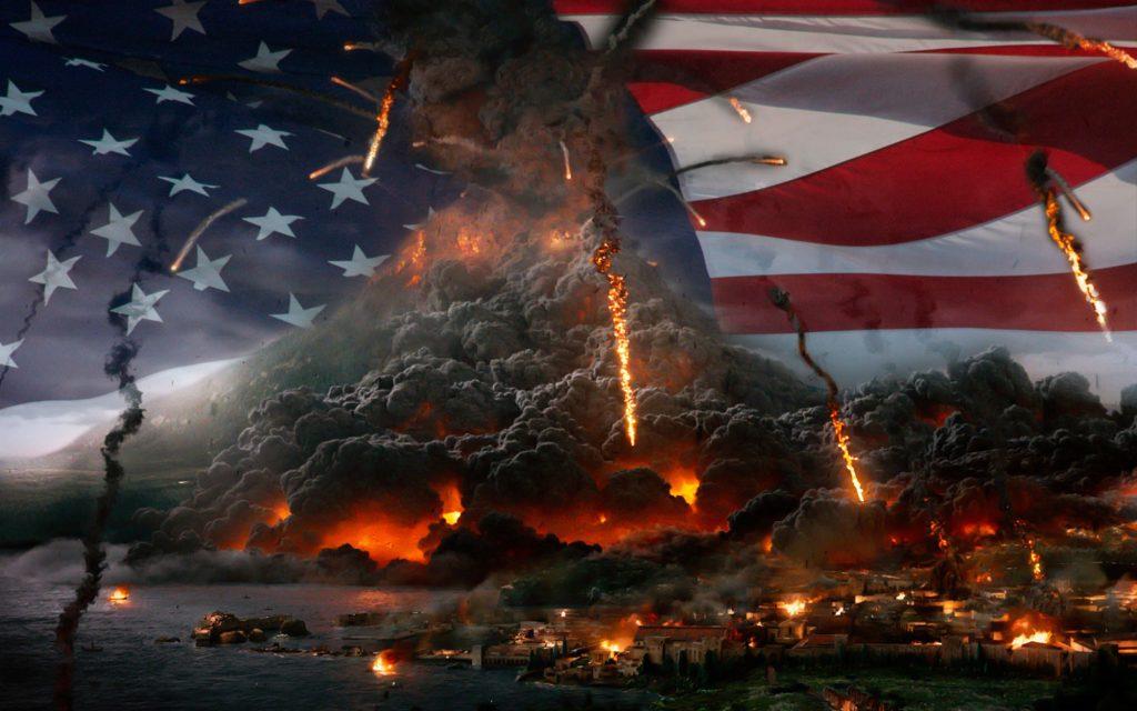 Йеллоустоунский супервулкан: бомба замедленного действия