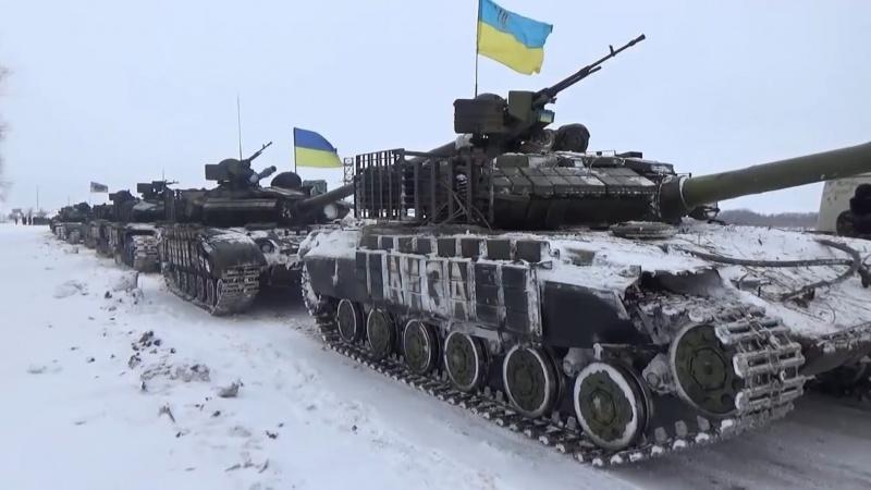 «Странная война» в Донбассе.…