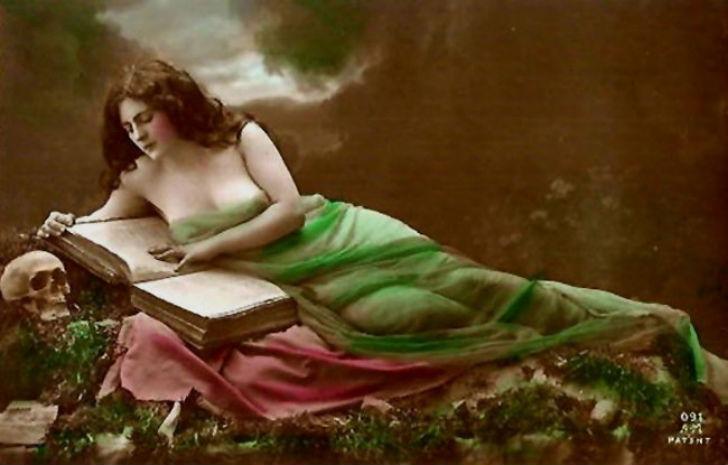 Откровенная и дерзкая Испания в иллюстрациях 1900-х годов