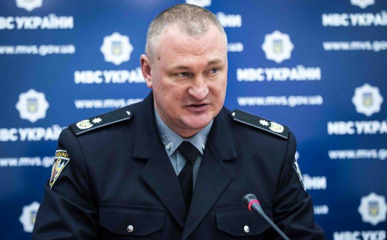Главный полицейский Украины …