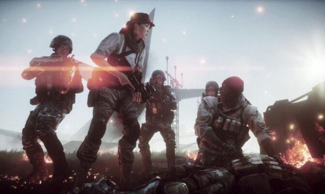 Новая Battlefield выйдет не раньше 2021 года battlefield,анонсы,Игровые новости,Игры