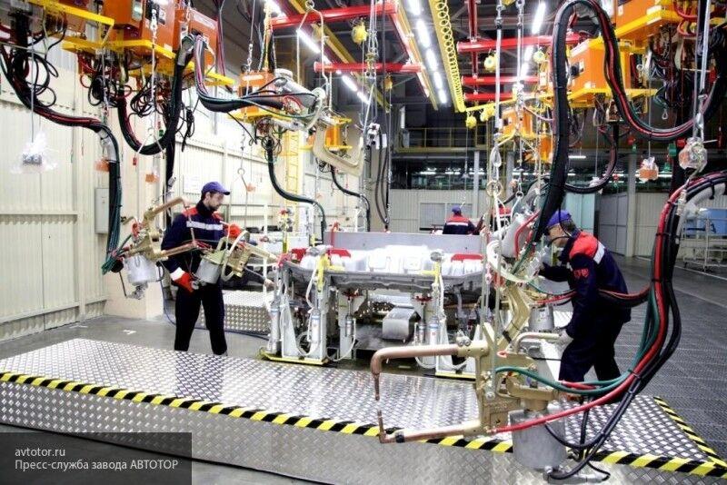 Крупнейшие российские автозаводы возобновят работу во время карантина