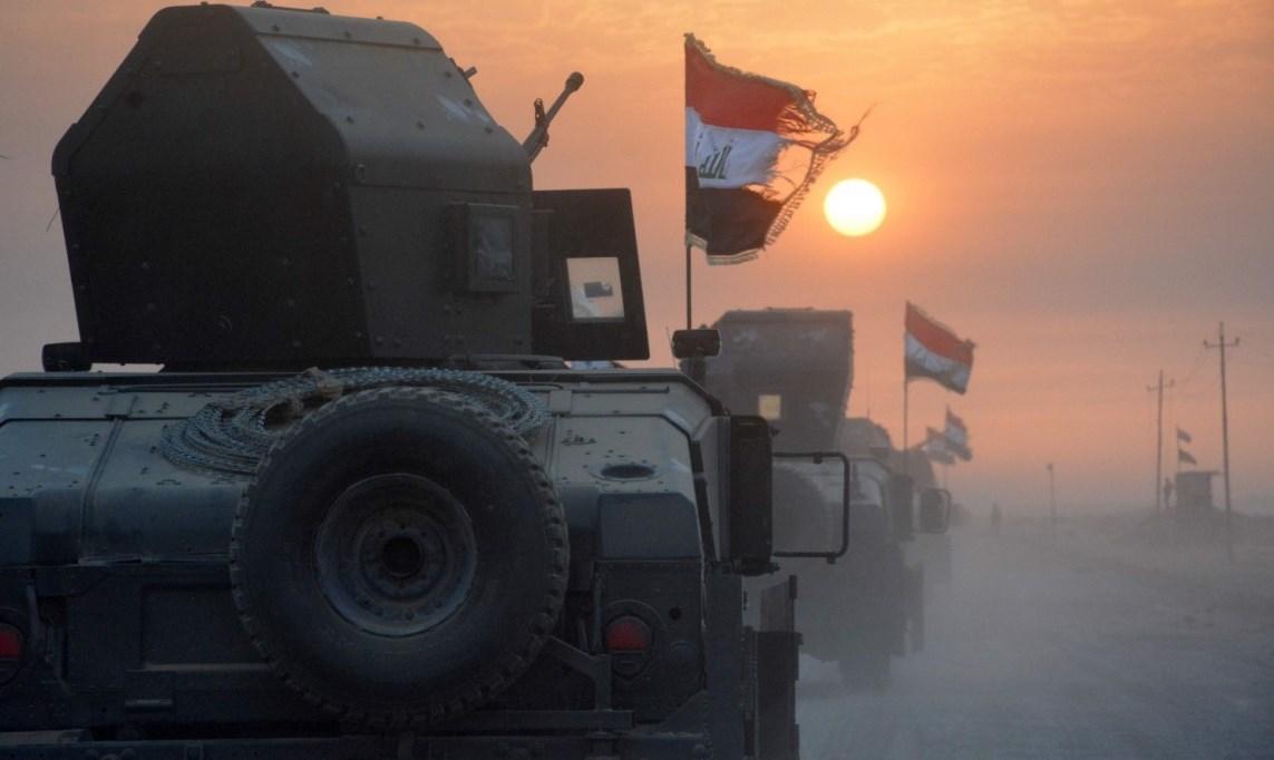 В Мосуле убиты около 90 иракских военных из-за «ошибочного» авиаудара США