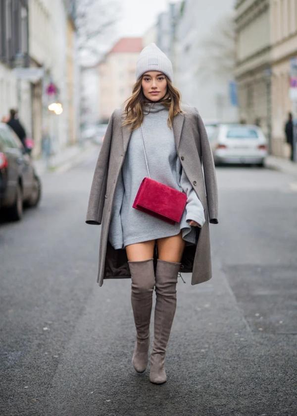 оформить, картинки пальто с шапкой зависит