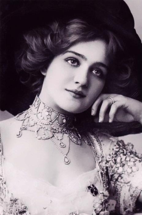Лили Элси (1886-1962), фото ок. 1910 года